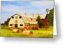 Charlotte Vermont Gem Greeting Card