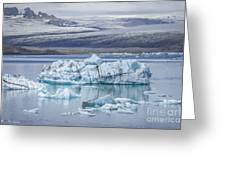Chasing Ice Greeting Card