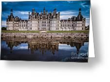 Chateau Chambord Greeting Card