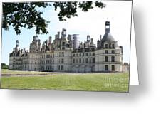 Chateau Chambord - France Greeting Card