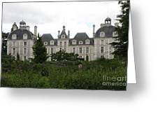 Chateau Cheverney  Greeting Card