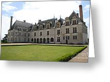 Chateau De Beauregard Loire Valley Greeting Card