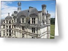 Chateau De Chambord Greeting Card