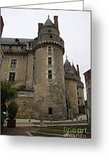 Chateau De Langeais - France Greeting Card