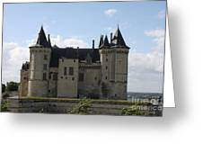 Chateau Saumur - France Greeting Card