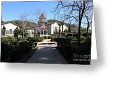 Chateau St. Jean Winery 5d22206 Greeting Card