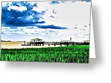 Chechessee River Style Greeting Card