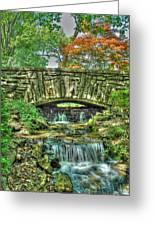 Cheekwood Bridge Greeting Card