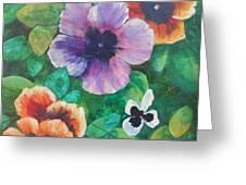 Cheerful # 050 Greeting Card