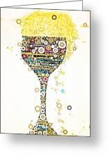 Cheers Greeting Card