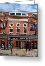 Cheltenham Theatre Greeting Card