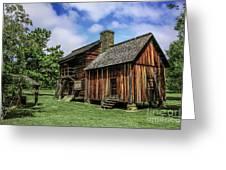 Cherokee Tavern Greeting Card