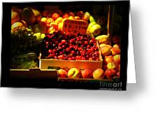 Cherries 299 A Pound Greeting Card