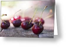 Cherry Delites Greeting Card