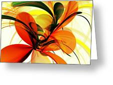 Chervona Ruta Greeting Card