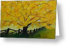Cheryl's Tree Greeting Card