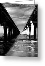 Chesapeake Bay Bridge II Greeting Card