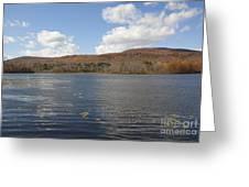Cheshire Lake Greeting Card
