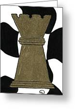 Chess Queen Greeting Card