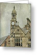 Chester England Greeting Card