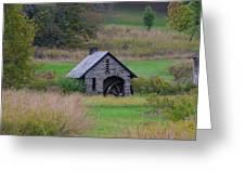 Chestnut Hill Autumn Greeting Card