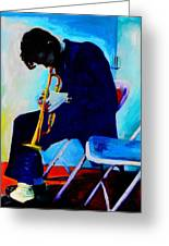Chet Baker Greeting Card
