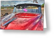 Chevy Classic Greeting Card