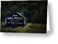 Chew Mailpouch Greeting Card