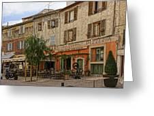 Chez Luigi St Remey France Dsc02408  Greeting Card