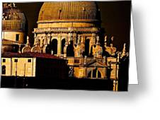 Chiaroscuro Venice Greeting Card