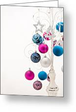 Chic Tree Greeting Card