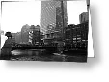 Chicago 6-7-13 Canon T3 First1 Greeting Card