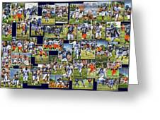 Chicago Bears Training Camp 2014 Pa 02 Greeting Card