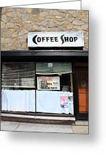 Chicago Storefront 2 Greeting Card