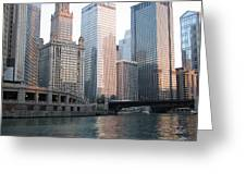Chicago Highrise Greeting Card