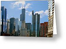 Chicago - It's Your Kind Of Town Greeting Card
