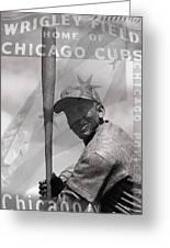 Chicago Montage Greeting Card
