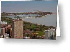 Chicago Montrose Harbor 01 Greeting Card