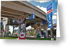 Chicano Park Greeting Card