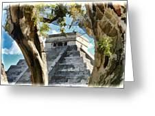 Chichen Itza - Yucatan Mexico Greeting Card