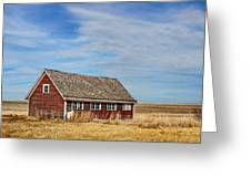 Chicken Coop - 2 Greeting Card