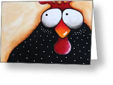 Chicken Soup Greeting Card