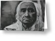 Chief Dan George Greeting Card