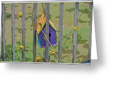 Childhood Memories Greeting Card