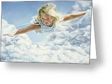 Child's Dream Greeting Card
