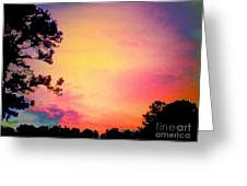 Chimerical Dream Greeting Card
