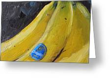 Chiquita Greeting Card