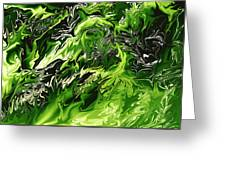 Chlorophylle Greeting Card