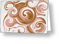 Chocolate Milk Take 2 Greeting Card