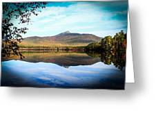 Chocorua Lake Greeting Card